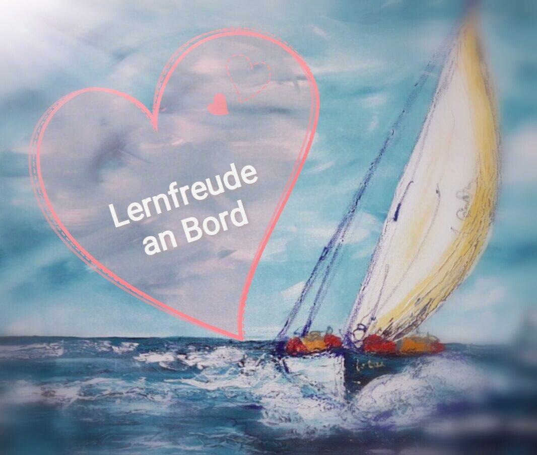 Lernfreude an Bord